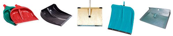 Лопаты для уборки снега – горячие предложения для снежной зимы!